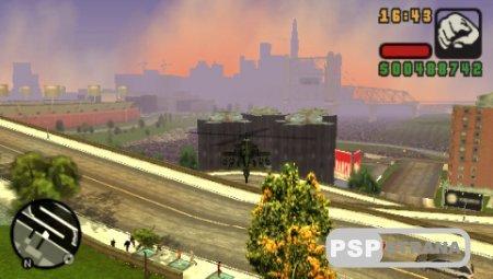Grand Theft Auto: Liberty City Stories [RUS/2012/Unsensored][FULL][ISO][2005]
