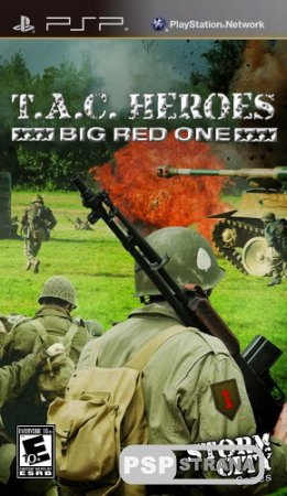 T.A.C. Heroes: Big Red One [Full][ISO][ENG][2013]