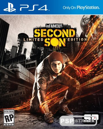 inFamous: ������ ��� Special Edition (PS4)