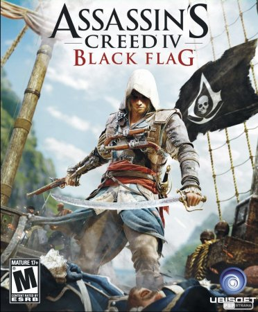 Assassin's Creed 4 (IV) Black Flag (PS4)