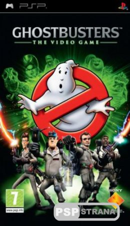 Ghostbusters: The Video Game [ENG][FULL][СSO][2009]