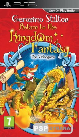 Geronimo Stilton: Return to the Kingdom of Fantasy [FULL][ISO][ENG][2012]