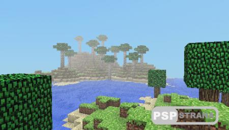 MineCraft PSP Edition 1.1 [HomeBrew][2014]