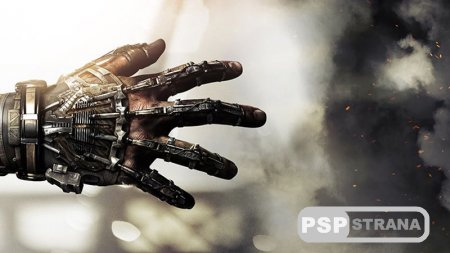 Call Of Duty: Advanced Warfare на PS3