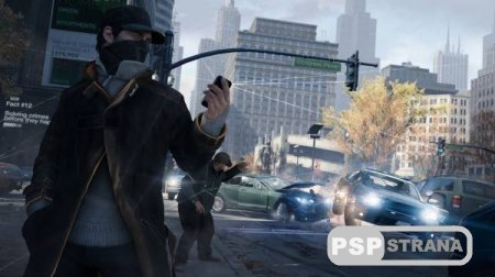 Watch Dogs для PS3