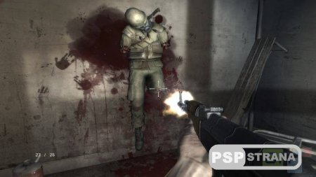 ShellShock 2: Blood Trails для PS3