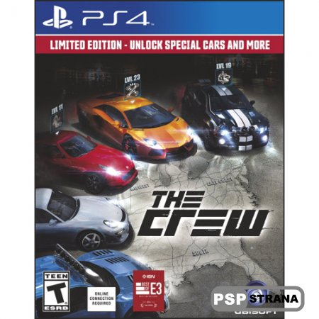 The Crew: Limited Edition (PS4)