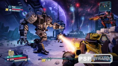 Borderlands: The Pre-Sequel для PS3