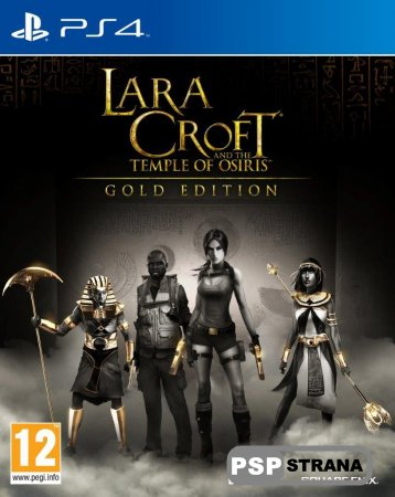 Lara Croft and the Temple of Osiris Gold Edition для PS4