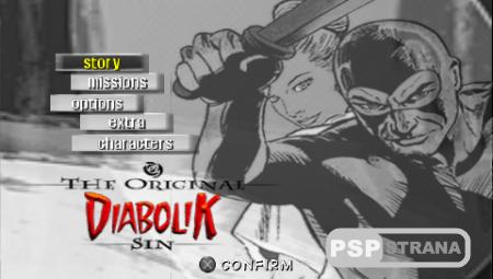 Diabolik: The Original Sin [ENG][FULL][ISO][2009]
