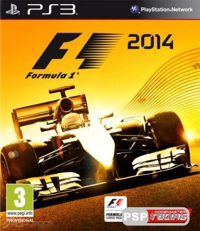 F1 2014 для PS4