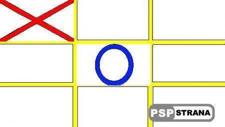 Крестики Нолики 2 в 1 [HomeBrew]