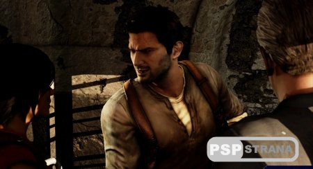 Uncharted 2: Among Thieves на PS3