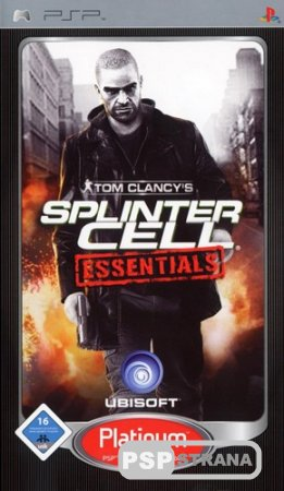 Tom Clancy's Splinter Cell: Essentials (v2) [ENG][FULL][�SO][2011]