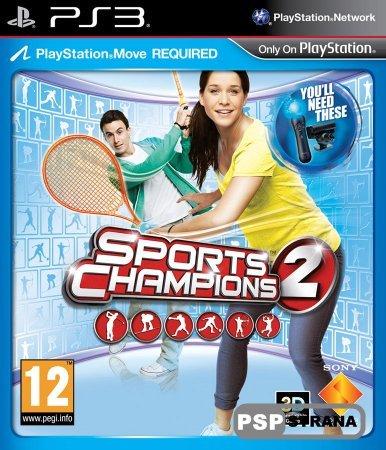 Праздник Спорта 2 для PS3