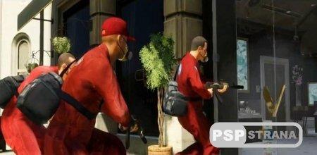 Grand Theft Auto V на PS3