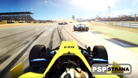 GRID Autosport для PS3