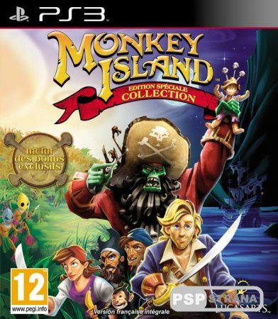 Monkey Island. Special Edition Collection