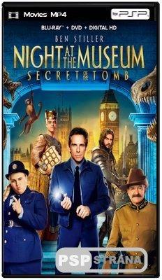 Ночь в музее: Секрет гробницы / Night at the Museum: Secret of the Tomb (2014) HDRip