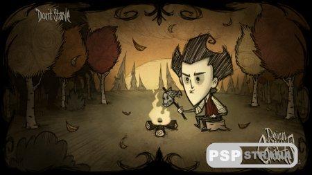Don't Starve может быть представлен для PS3