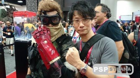 Кодзима уйдет из Konami после релиза MGS V