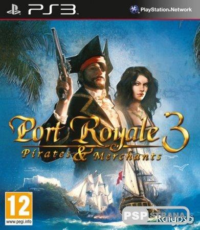 Port Royale 3: Pirates and Merchants для PS3