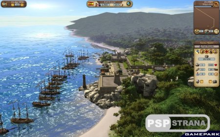 Port Royale 3: Pirates and Merchants для PS3