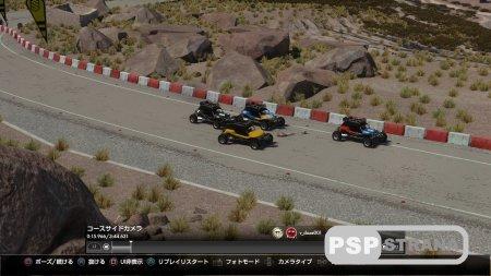 Новый патч для Driveclub добавляет режим повторов
