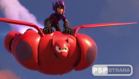 Город героев / Big Hero 6 (2014) HDRip