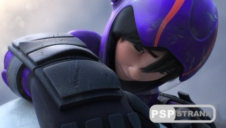 Город героев / Big Hero 6 (2014) HDRip
