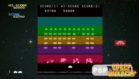 Space Invaders Pocket [JAP][FULL][ISO][2005]
