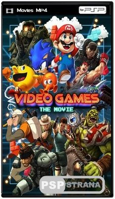 Видеоигры: Кино / Video Games: The Movie (2014) HDRip