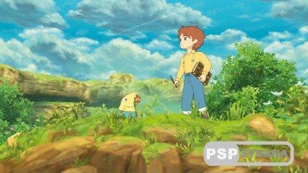 Ni no Kuni 2 будет представлена в качестве PS4-эксклюзива
