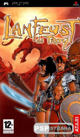 Lanfeust of Troy [ENG][FULL][ISO][2008]