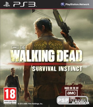 The Walking Dead: Survival Instinct для PS3