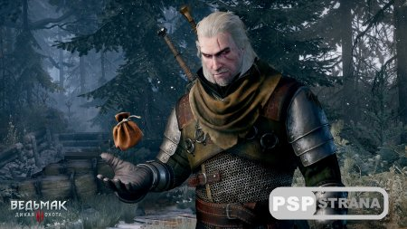 Ведьмак 3: Дикая охота для PS4