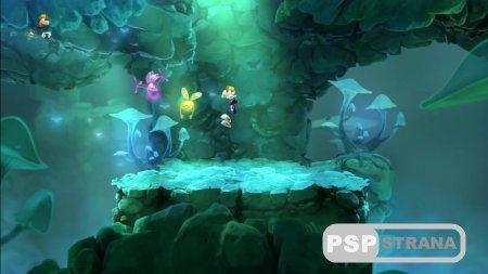 Rayman Legends на PS3