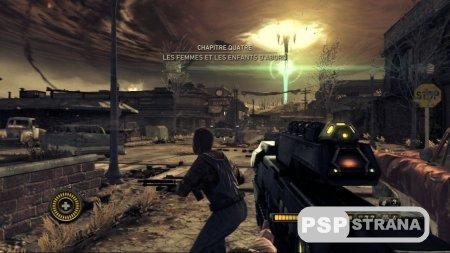 Resistance 3 на PS3
