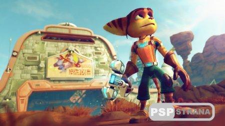 PS4-версия Ratchet & Clank обзавелась первыми скриншотами и геймплейным роликом