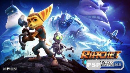 Графику PS2- и PS4-версий Ratchet & Clank сравнили