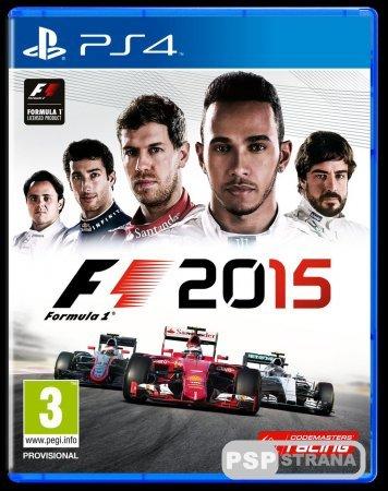 F1™ 2015 для PS4