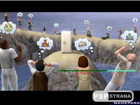 Sims 3 для PS3