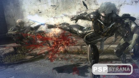 Metal Gear Rising: Revengeance для PS3