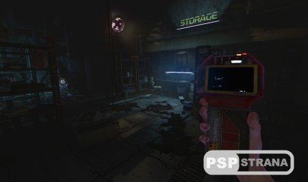 Новый геймплейный ролик SOMA