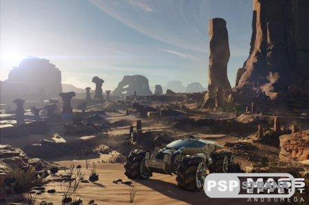 EA анонсировали Mass Effect: Andromeda и показали её трейлер