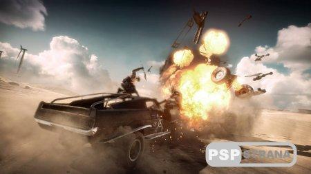 Mad Max для PS4