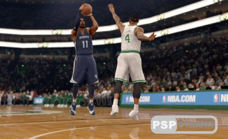 NBA Live 16 на PS4
