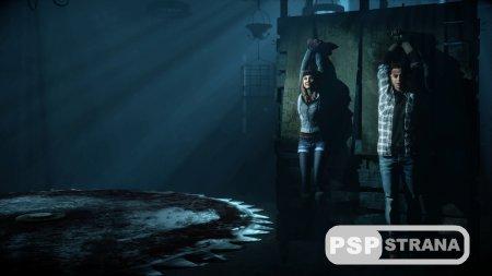 Опубликовано видео реакции датских геймеров на Until Dawn
