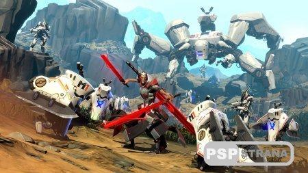 Разработчики Battleborn опубликовали 20-минутный геймплейный ролик