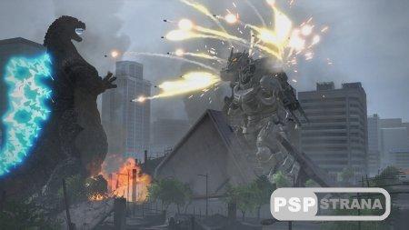 GODZILLA для PS4